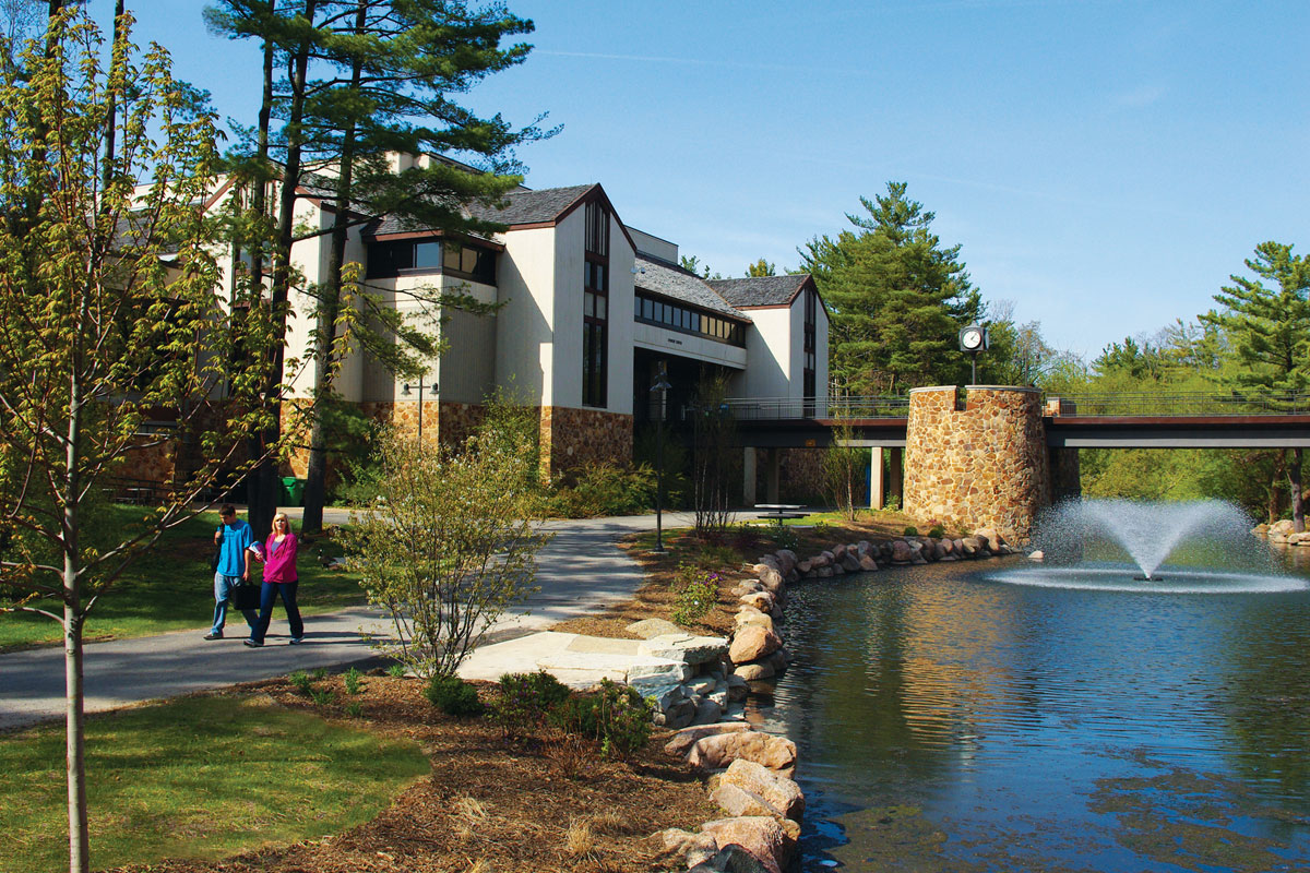 Student Center Creekside